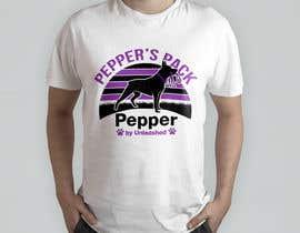 #138 for Tshirt Design - Dog Company af wigbig71