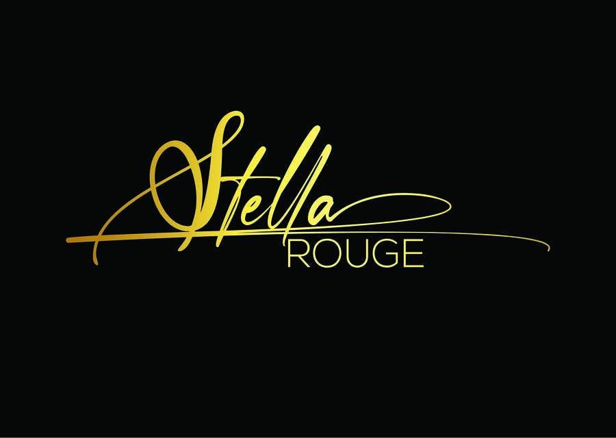 Konkurrenceindlæg #                                        38                                      for                                         Stella Rouge logo needed