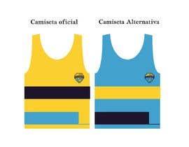 #1 untuk Diseñar Camisetas para club deportivo oleh Jamyjak