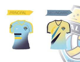 #6 untuk Diseñar Camisetas para club deportivo oleh JhanpieroSM