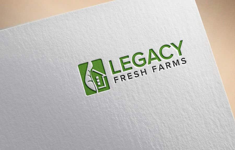 Konkurrenceindlæg #                                        252                                      for                                         Legacy Fresh Farms