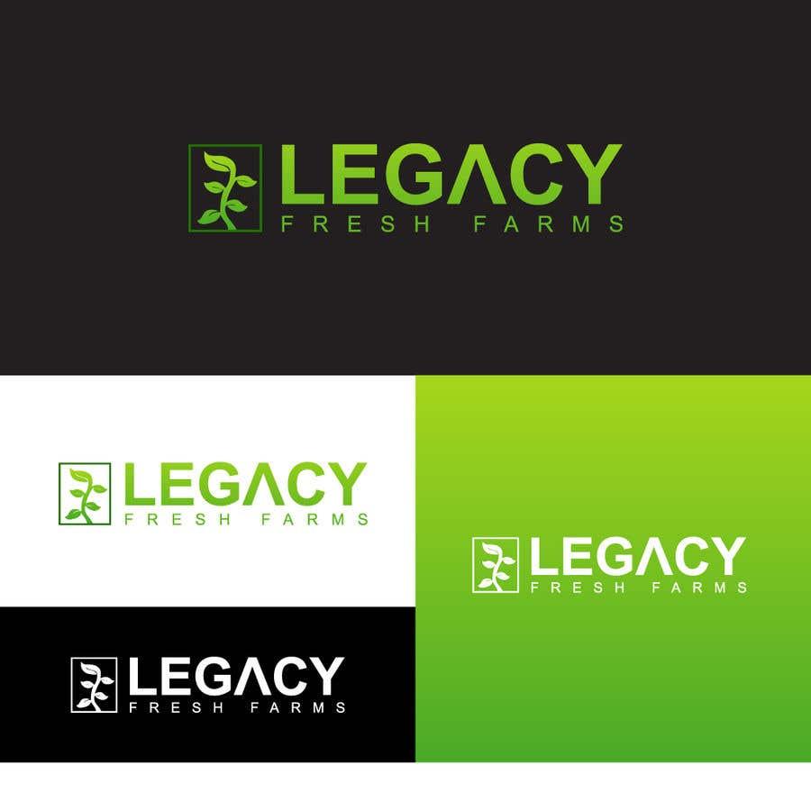 Konkurrenceindlæg #                                        230                                      for                                         Legacy Fresh Farms