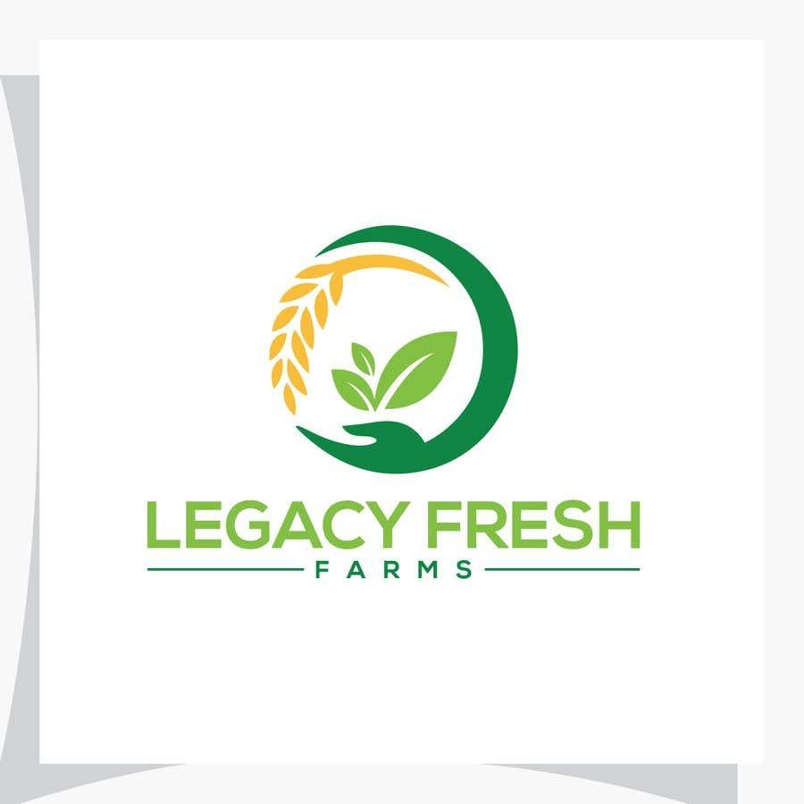 Konkurrenceindlæg #                                        246                                      for                                         Legacy Fresh Farms