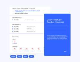 Nro 28 kilpailuun UI/UX Better Layout for this Full Screen Form käyttäjältä utkhan9