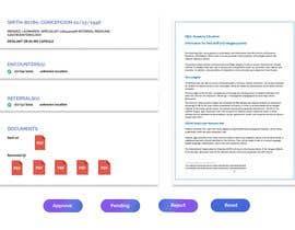 Nro 30 kilpailuun UI/UX Better Layout for this Full Screen Form käyttäjältä bsaptyadeep7