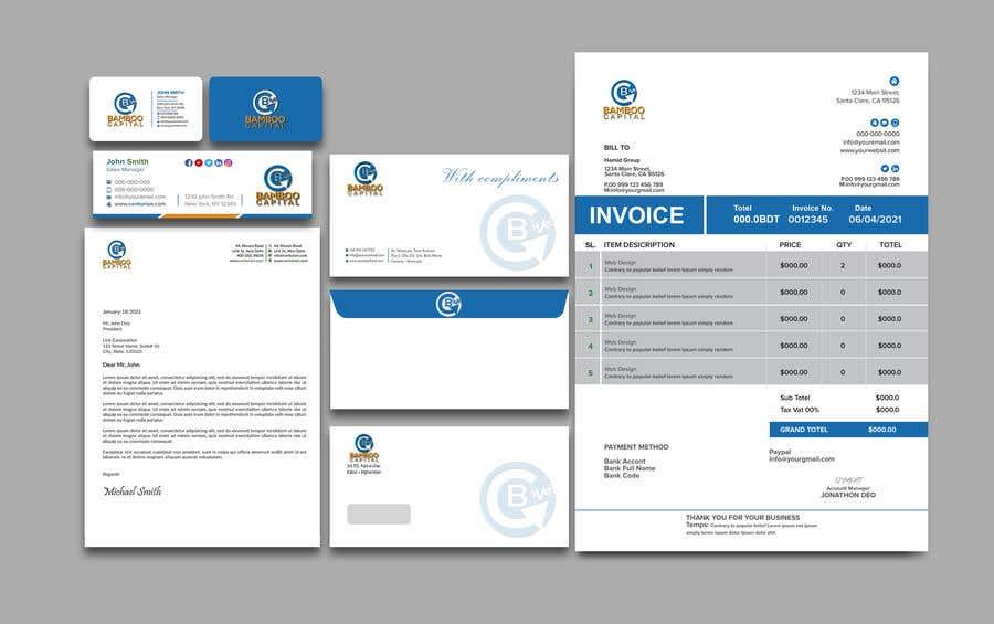 Konkurrenceindlæg #                                        184                                      for                                         Business Stationery Design