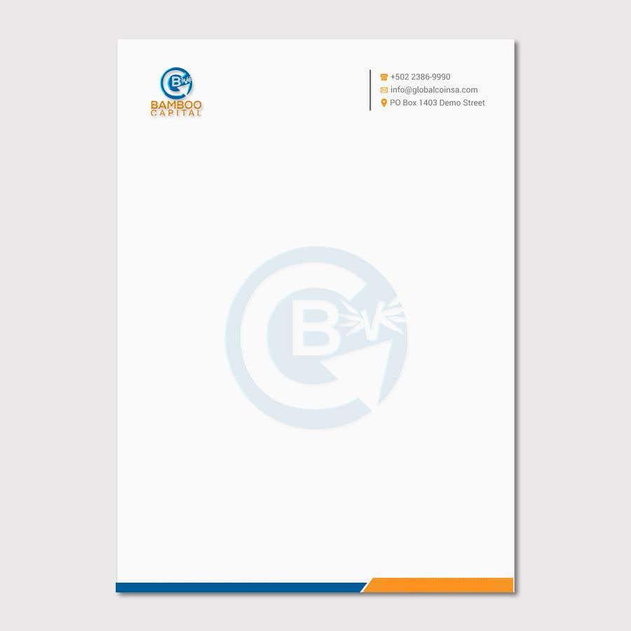 Konkurrenceindlæg #                                        464                                      for                                         Business Stationery Design