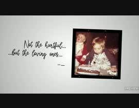 #31 для When I Was A Child Lyric video от sbmaiti