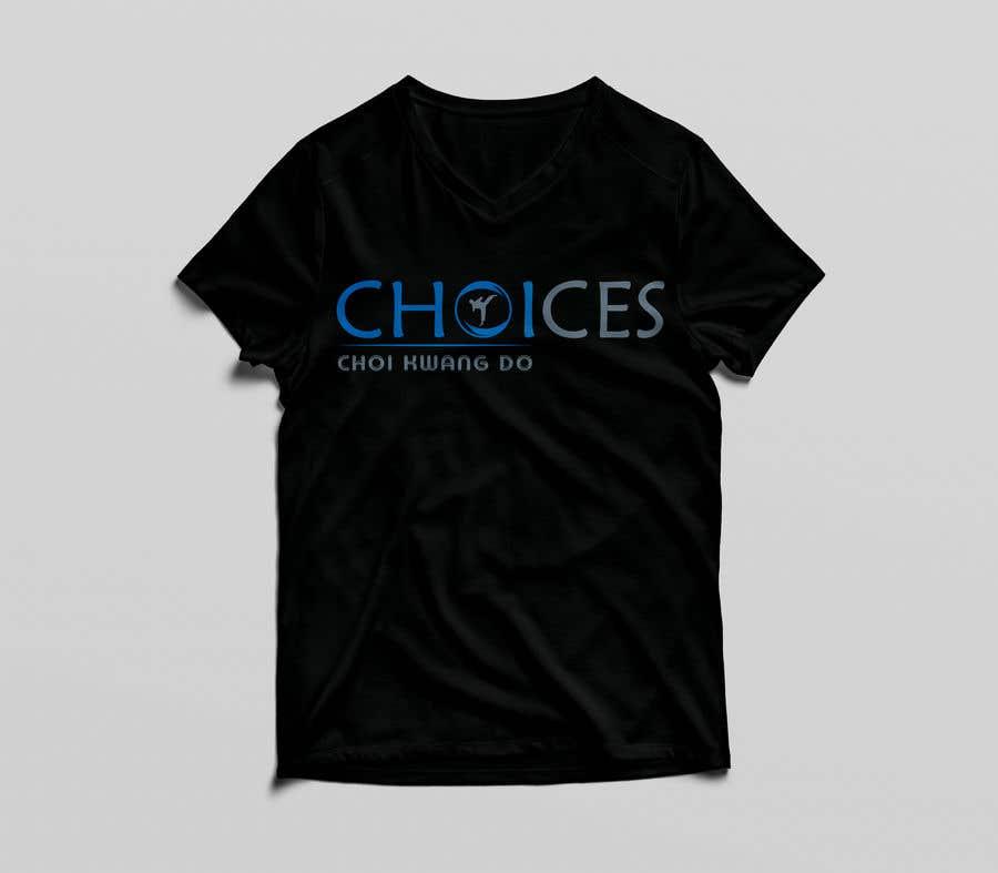 "Kilpailutyö #                                        76                                      kilpailussa                                         Design a ""street wear"" T-shirt for my Martial Art school"