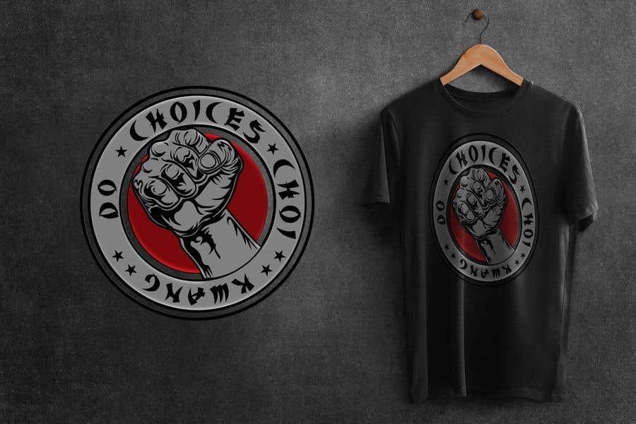 "Bài tham dự cuộc thi #                                        73                                      cho                                         Design a ""street wear"" T-shirt for my Martial Art school"