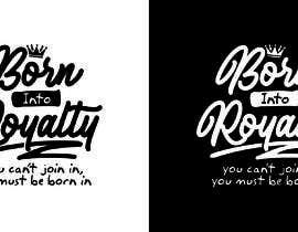 #190 для Need Shirt Design for Kingdom Collection от tamimhamam14