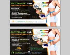 alakram420 tarafından Eröffnung Bodyforming- und Ernehrungsberatungsstudio için no 169
