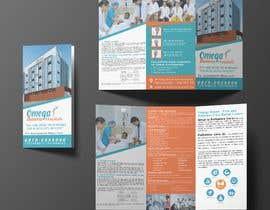Nro 68 kilpailuun Brochure design for palliative care center käyttäjältä contrivance14