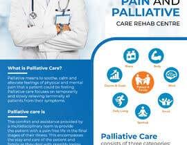 Nro 7 kilpailuun Brochure design for palliative care center käyttäjältä bayuindraw