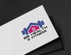 #93 para Create a Unique Logo for My Health and Fitness Brand por ahalimat46