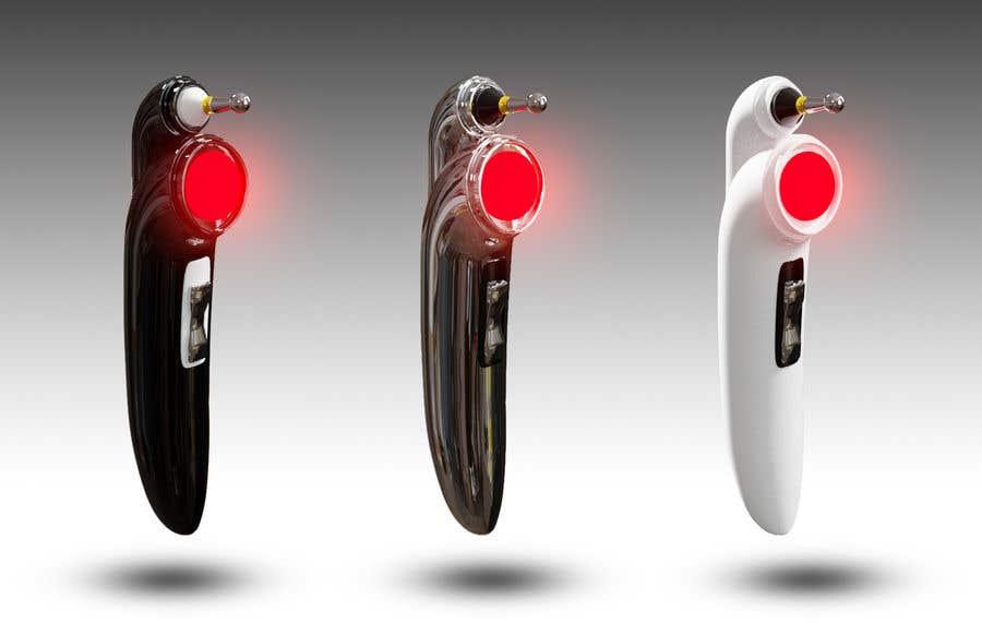 Penyertaan Peraduan #                                        52                                      untuk                                         Create a Design for Electric Stimulation Gun