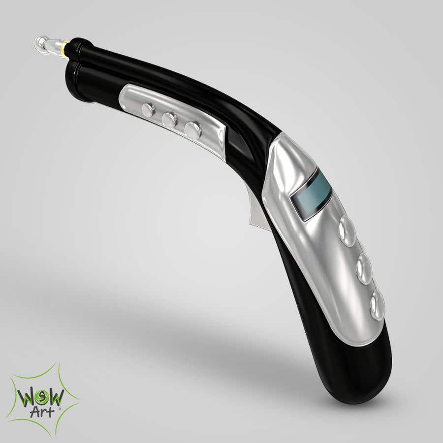 Penyertaan Peraduan #                                        20                                      untuk                                         Create a Design for Electric Stimulation Gun