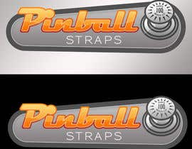 #33 for Design a Logo for Pinball Straps by fingerburns