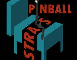 #26 for Design a Logo for Pinball Straps by gonzalomalmiron