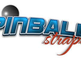 #29 for Design a Logo for Pinball Straps by gonzalomalmiron