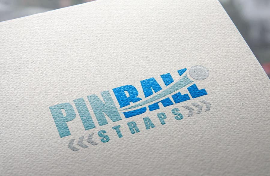 Contest Entry #                                        31                                      for                                         Design a Logo for Pinball Straps