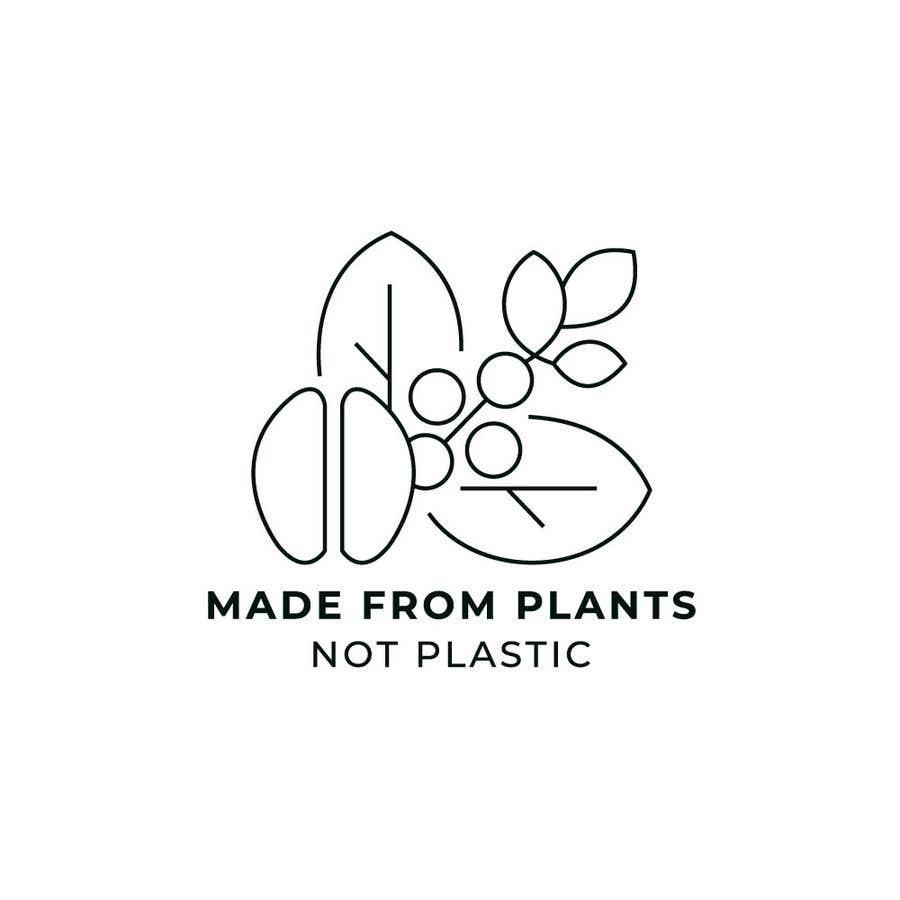 Penyertaan Peraduan #                                        124                                      untuk                                         Creative text / logo to go on eco-packaging