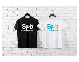 nº 279 pour Logo for City - St. Pete Beach, FL (SPB) par shabnamahmedsk