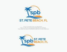 nº 373 pour Logo for City - St. Pete Beach, FL (SPB) par shultanaairen