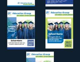 Nro 34 kilpailuun Create an Updated Design for our High School Catalog for China käyttäjältä NazmulHudaManaf