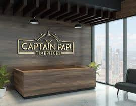 "#692 cho Make a Logo ""Captain Papi Timepieces"" bởi EagleDesiznss"