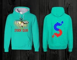 #34 untuk Design A Hoodie For Stock Club oleh AAlphaCreative