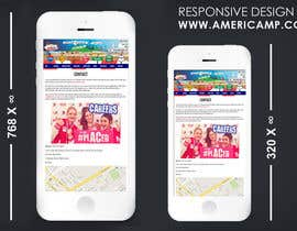 #19 cho Design a Website Mockup for Responsive version of EXISTING WEBSITE -- 2 bởi parikhan4i