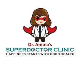 #48 untuk Character Logo for SuperDoctor Clinic oleh shadabkhan15513