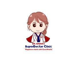 #58 untuk Character Logo for SuperDoctor Clinic oleh alphaa28