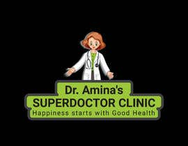 #35 untuk Character Logo for SuperDoctor Clinic oleh ronypb1984