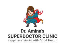 #56 untuk Character Logo for SuperDoctor Clinic oleh ronypb1984