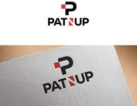 #116 cho Logo for  Patnup, You can read it like PAT N UP bởi arifjiashan