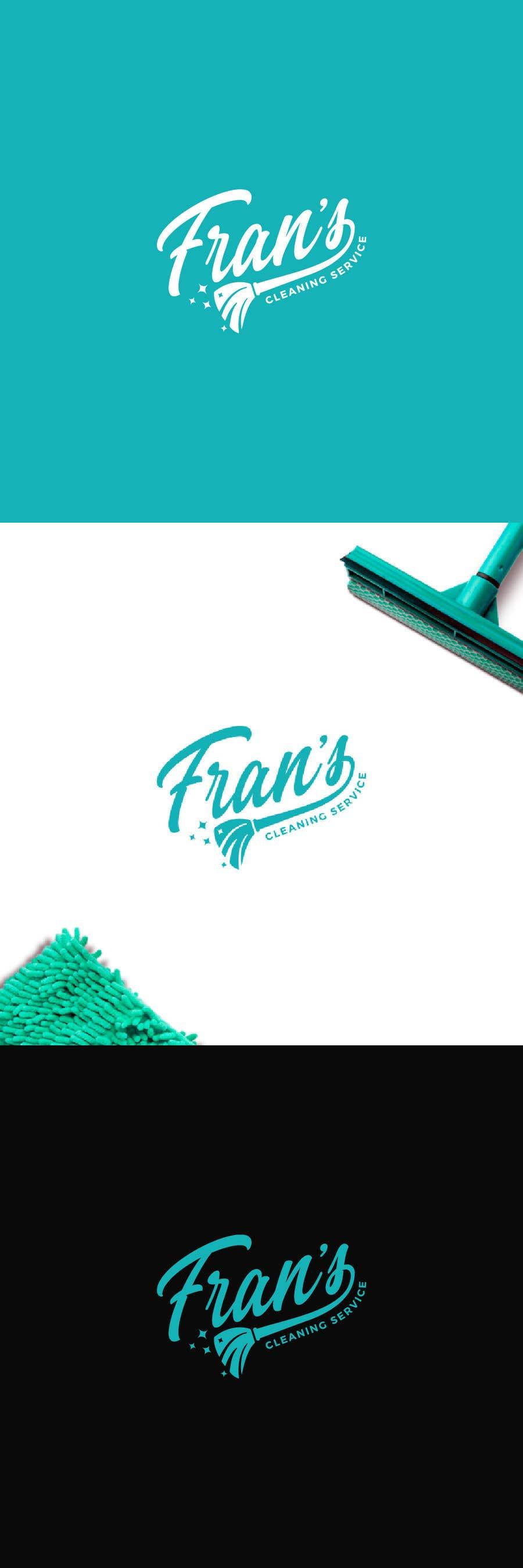 Kilpailutyö #                                        282                                      kilpailussa                                         Cleaning Service Logo