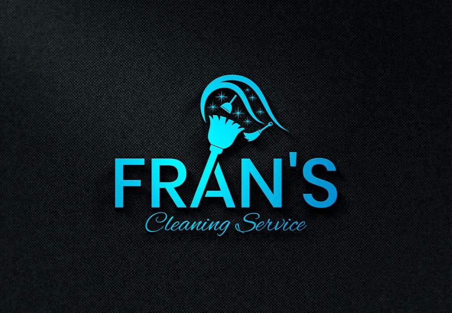 Kilpailutyö #                                        137                                      kilpailussa                                         Cleaning Service Logo