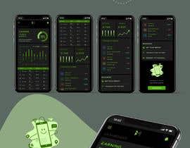 Nro 20 kilpailuun UI & UX Custom Design for App (Business Manager ERP System) käyttäjältä utkhan9