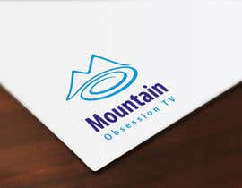 shawky911 tarafından Design a Logo for Mountain Obsession TV için no 13