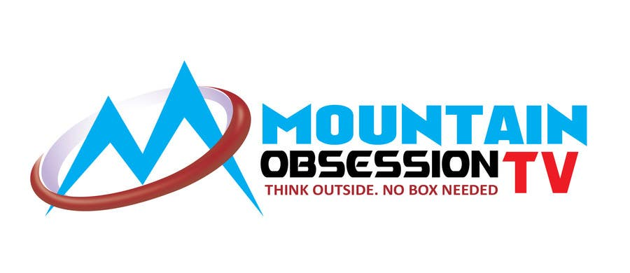 Contest Entry #                                        16                                      for                                         Design a Logo for Mountain Obsession TV