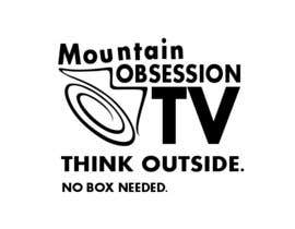 bfischer95 tarafından Design a Logo for Mountain Obsession TV için no 2