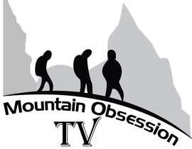 arnab22922 tarafından Design a Logo for Mountain Obsession TV için no 8