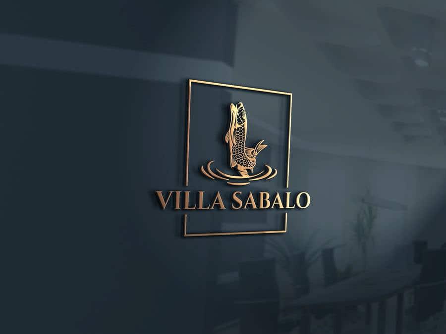 """Proposition n°                                        401                                      du concours                                         Build New Logo for """"Villa Sabalo"""""""