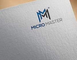 """#303 untuk Design a Logo for the name """"Micro Master"""" oleh sonyabegum"""