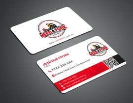 Nro 2435 kilpailuun Design me a business card käyttäjältä rockonmamun