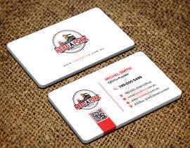 Nro 2133 kilpailuun Design me a business card käyttäjältä Sadikul2001