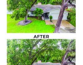 designerjannat21 tarafından edit my photos to clean up the driveway and the roof debri and dirt için no 23