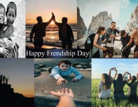 #8 for Friendship Day Office Environment Greeting Images by amdkurban569